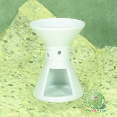 ERE버너아로마테라피용 아로마램프 도자기 램프 원형소 3058